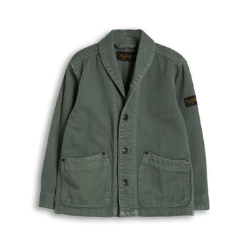 Jeff Green Khaki -  Denim Jacket