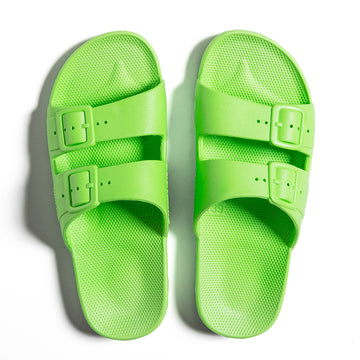 Slippers Freedom Moses Lime