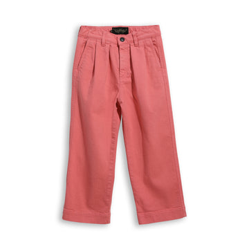 Lucy Milky Pink -  Loose Fit Pants