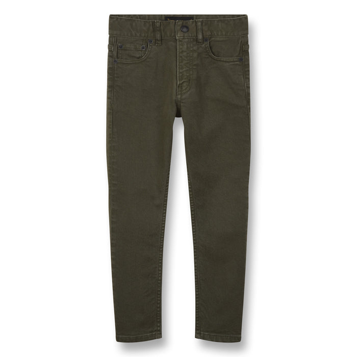 New Norton Khaki - 5-Pocket Straight Fit Jean