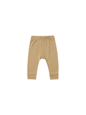 Pointelle Pajama Pant Honey
