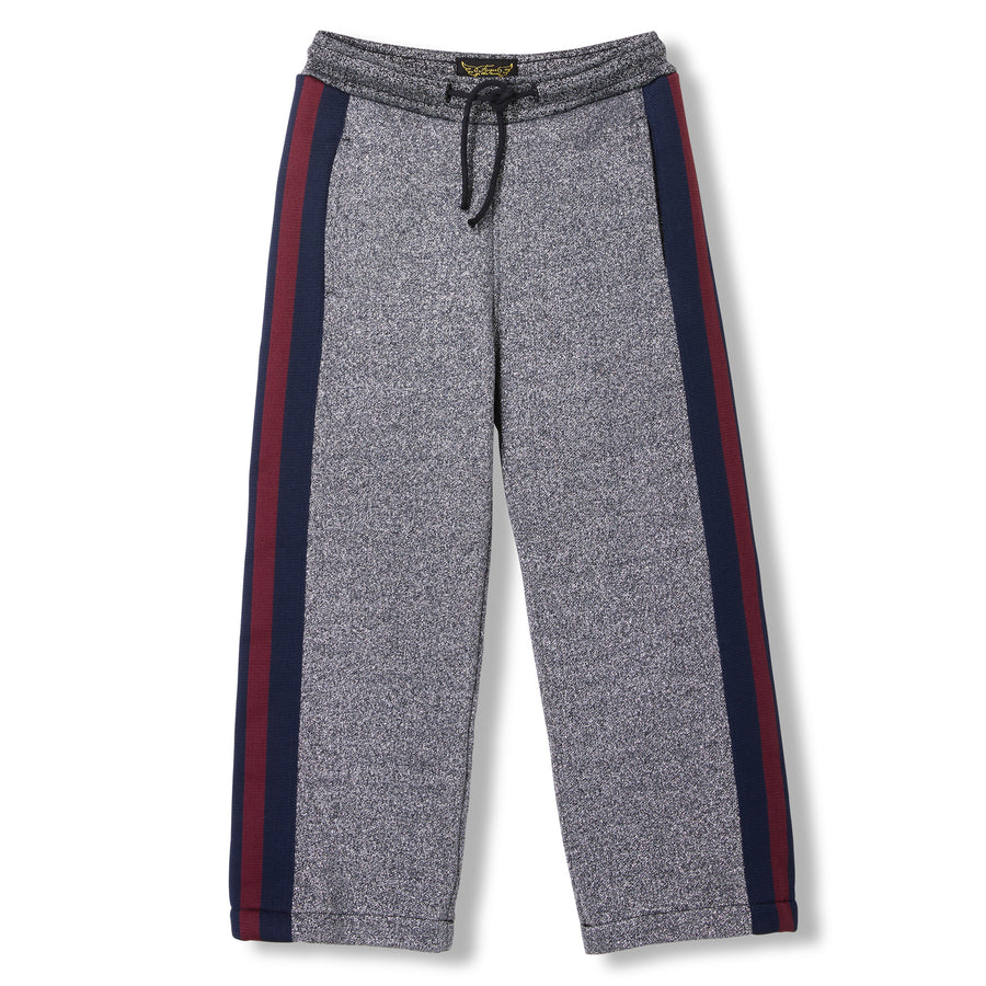 REY Glitter -  Knitted Fleece Jogging Pants