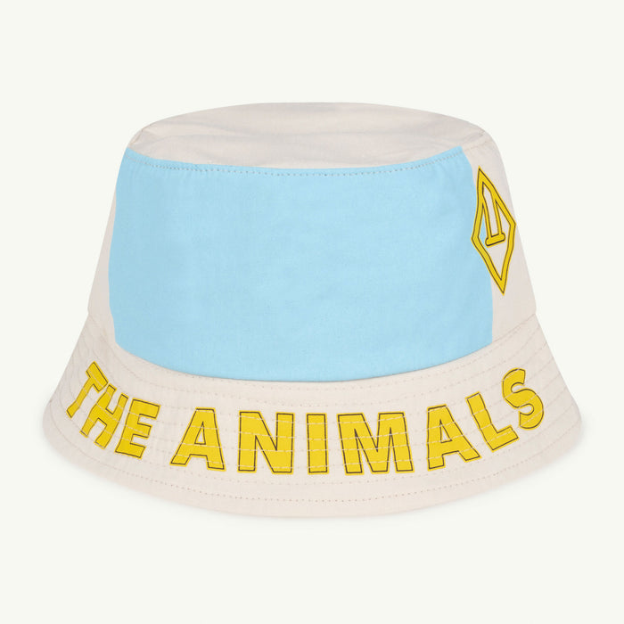 Starfish Kids Hat White Stripe Os