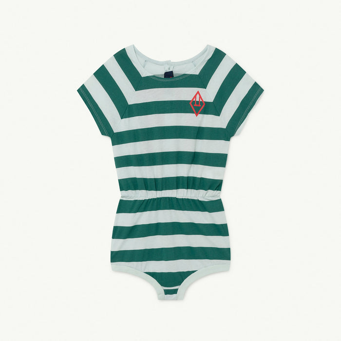 Rabbit Kids Body Blue Stripes