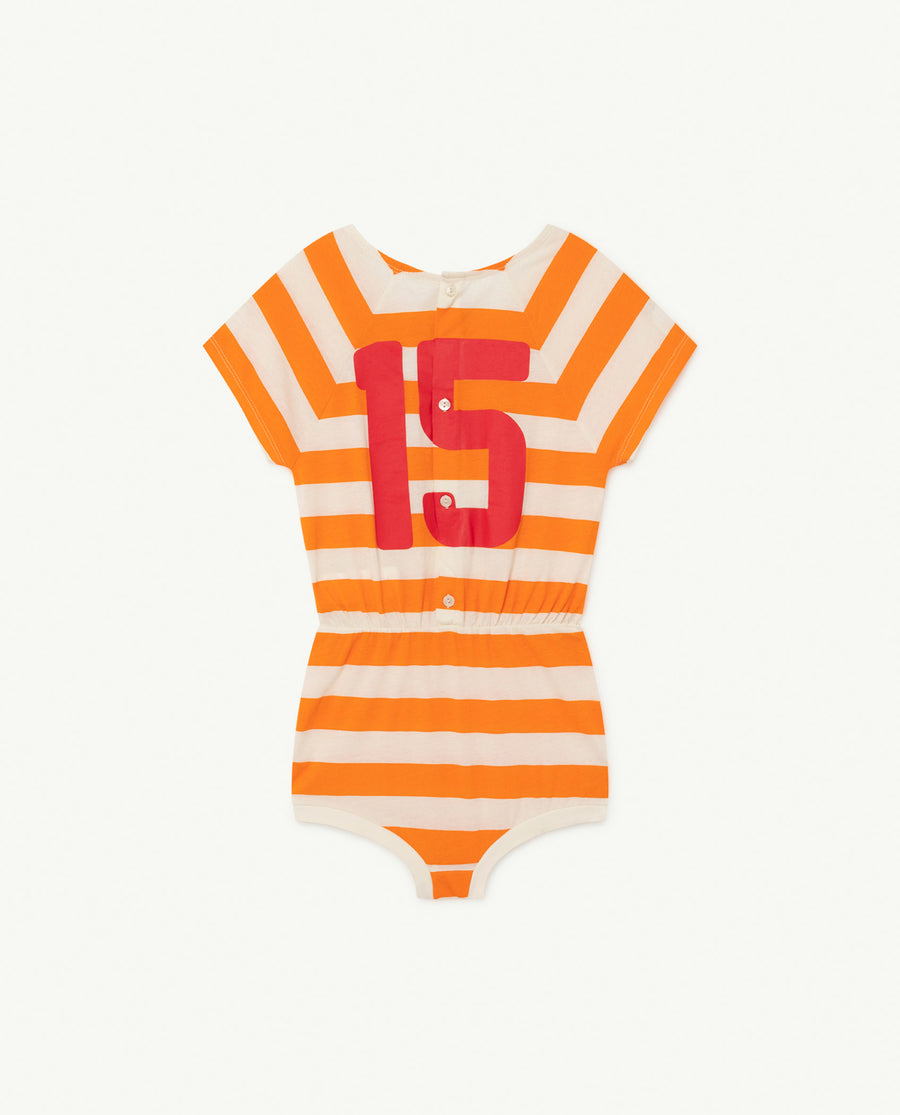 Rabbit Kids Body White Stripes