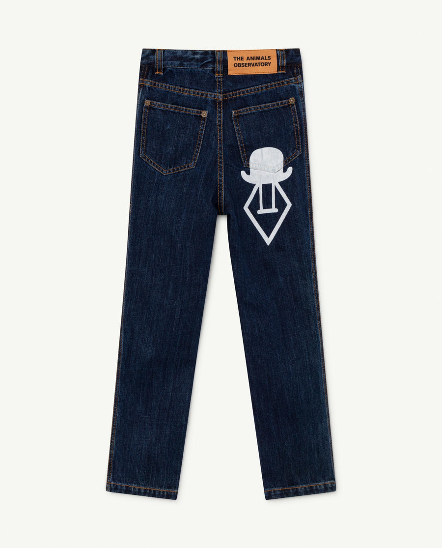 Ant Kids Trousers Denim The Animals