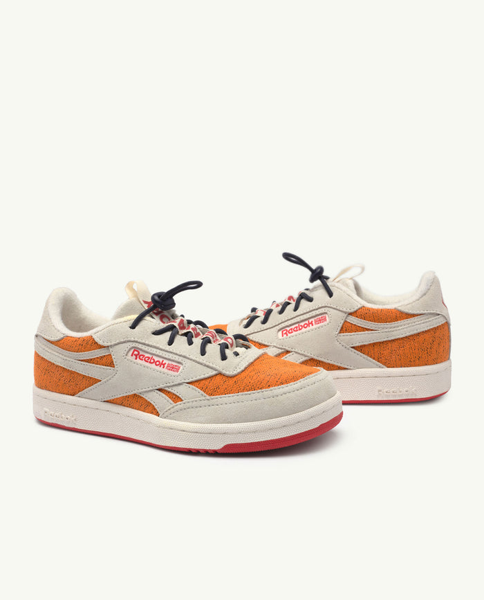 Reebok Club C Revenge Kids x The Animals Observatory Red