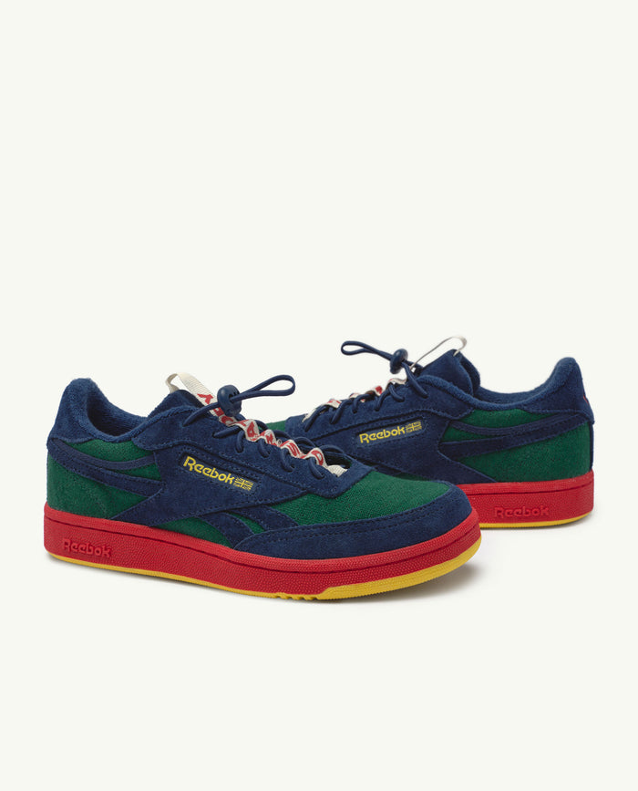Reebok Club C Revenge Kids x The Animals Observatory Navy Blue