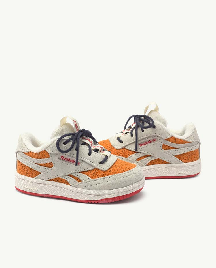 Reebok Club C Revenge Baby x The Animals Observatory Red