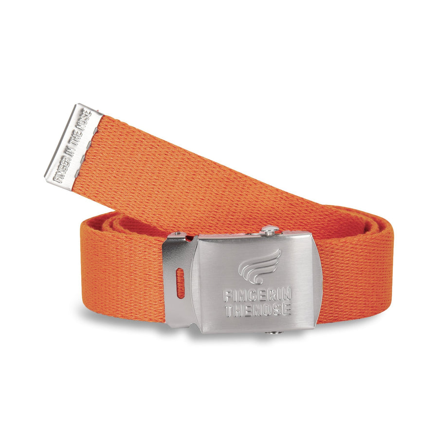Saturn Orange - Adjustable Roller Belt