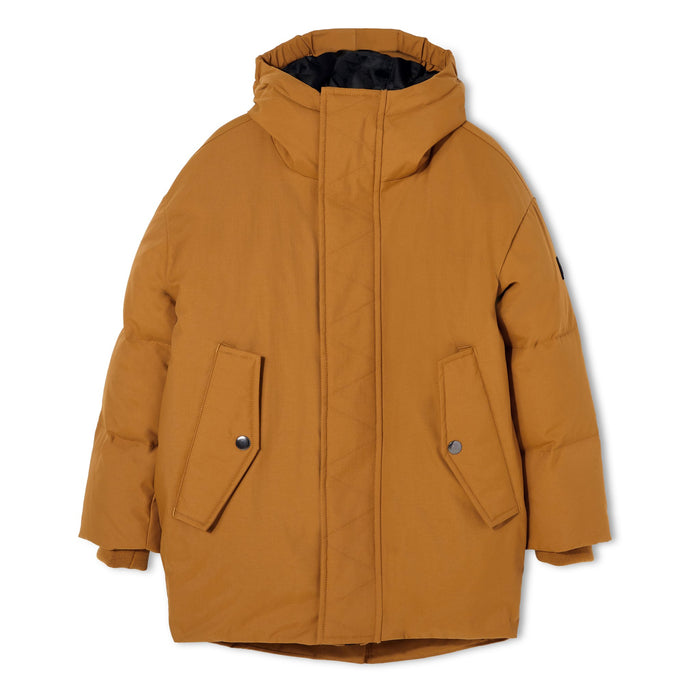 Snowdoll Walnut - Oversized Down Coat