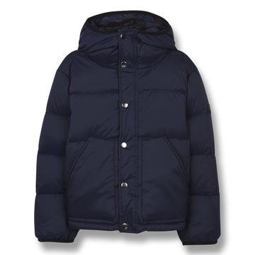 Snowflow Sailor Blue - Unisex Woven Down Jacket