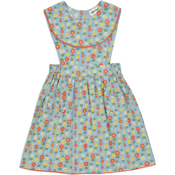 Candide Dress Jane Blue