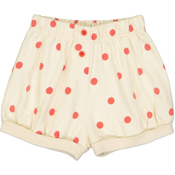 Olympe Short Dots Red