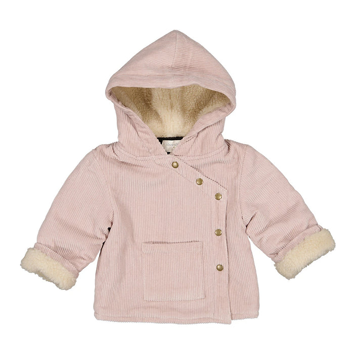 Jacket Glace Big Corduroy Pink