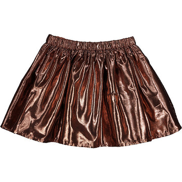 Skirt Minette Lame Bronze