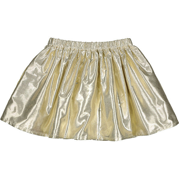 Skirt Minette Lame Gold
