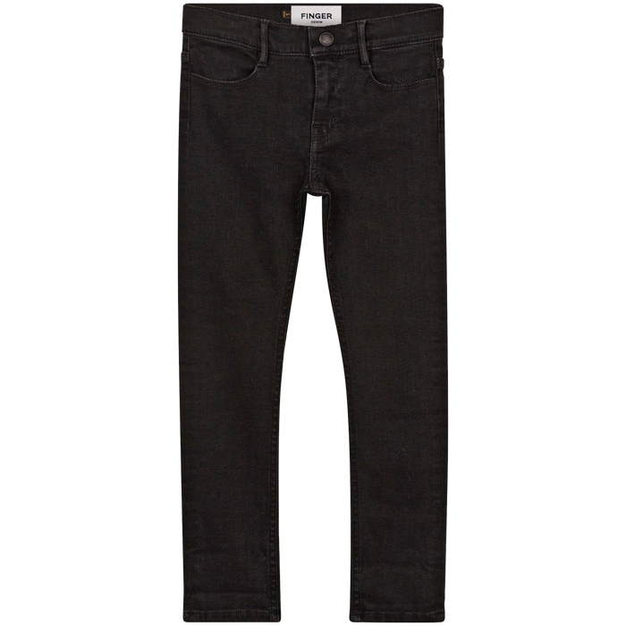 TAMA Black Denim -Skinny Fit Jeans