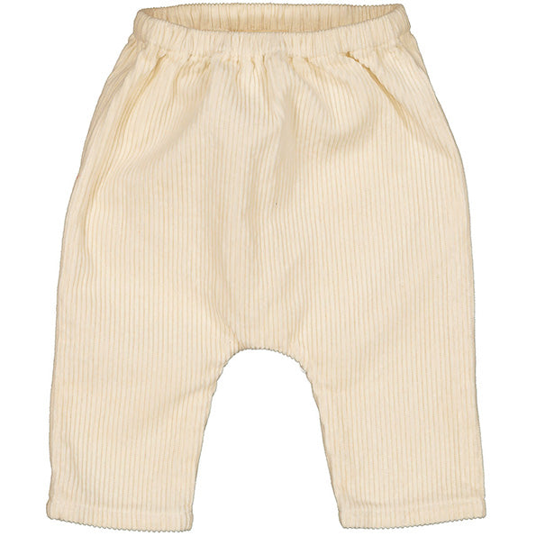 Trousers Jungle Big Corduroy Off white