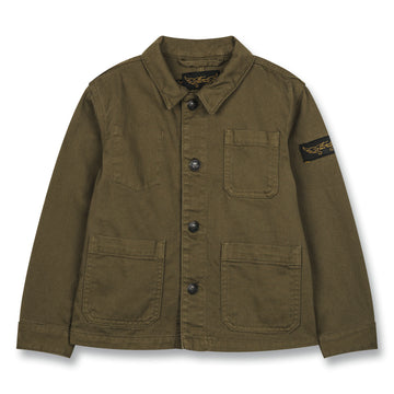 Multipocket Jacket Warren Warm Khaki