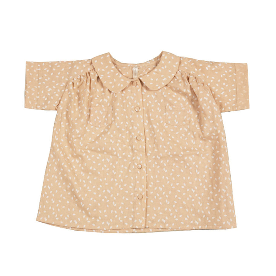 Scatter Collared Blouse