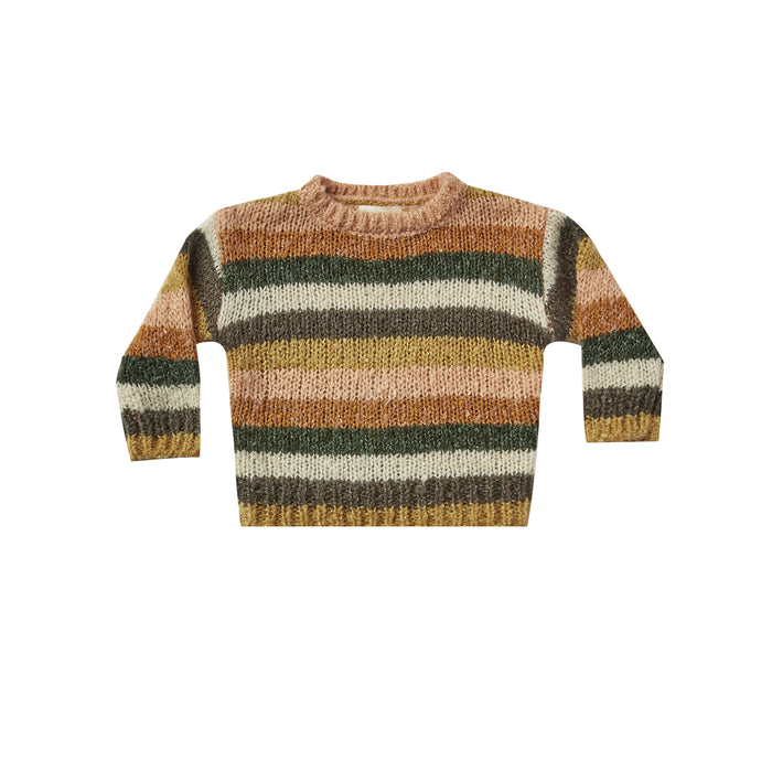 Stripe Aspen Sweater Multi