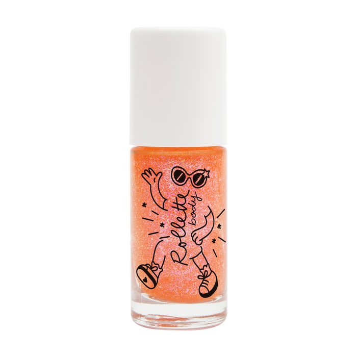 Body Rolette - Glitter Body Gel - Peach
