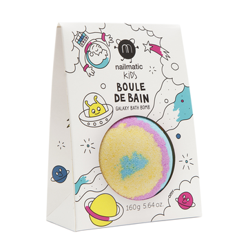 Bath Ball - Blue - Yellow - Pink