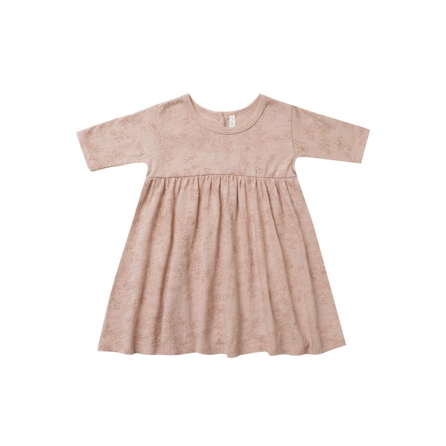Garden Finn Dress Rose