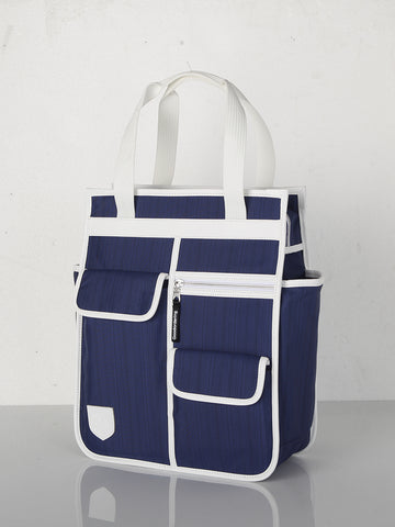 Market Shopper Navy Blue