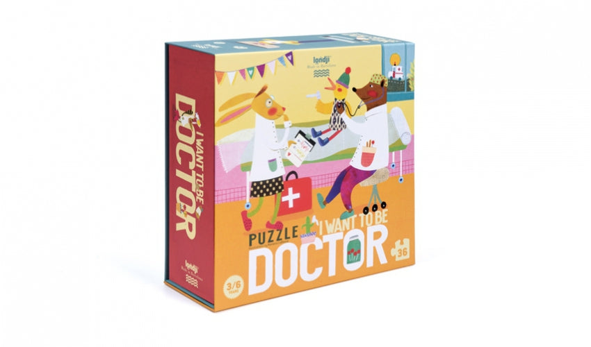 I want to be... Doctor - Puzzle