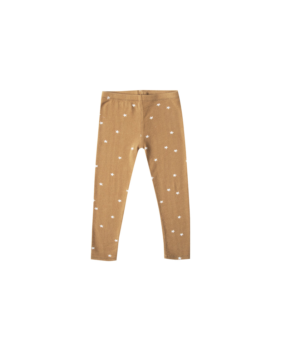 Stars knit legging
