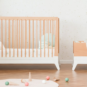 EVOLUTIVE CRIB - NEW HORIZON 70X140