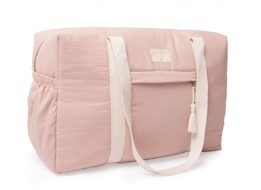 OPERA WATERPROOF MATERNITY BAG MISTY PINK