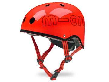 Casque - Rouge Glossy - Taille S