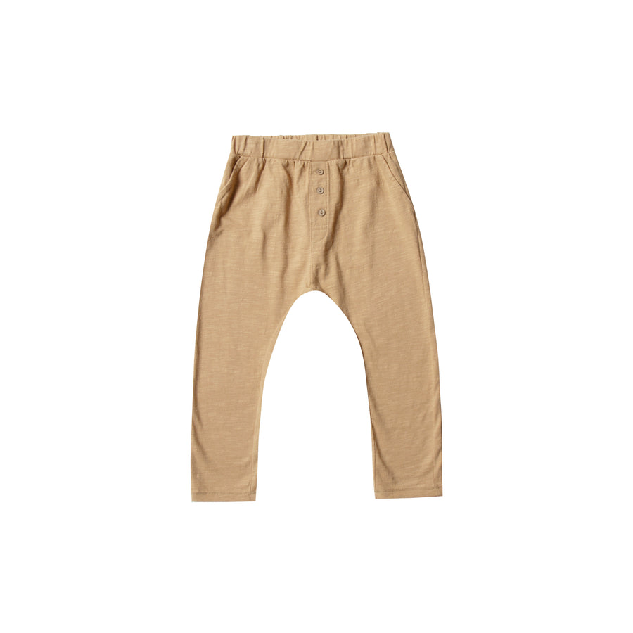Slub Pant Honey