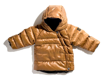 Snowbaby Walnut - Baby Down  Jacket