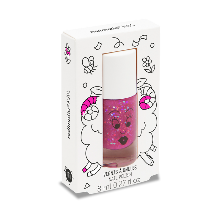 Water Nail Polish 8 ML Sheepy Box