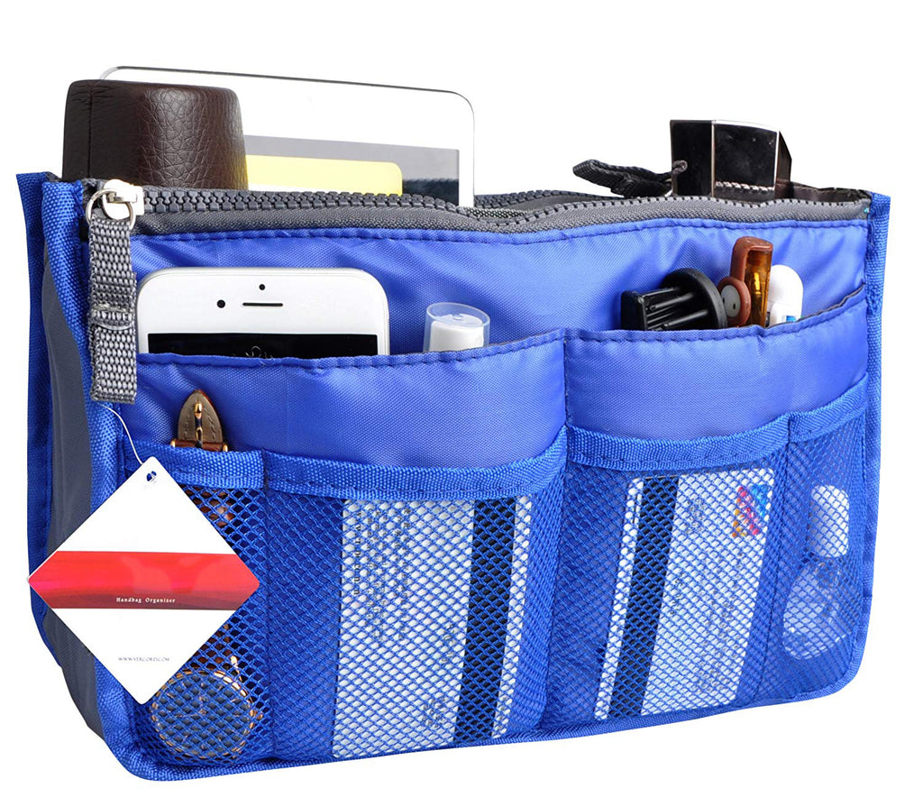 Insert Handbag Organizer Bag in Bag