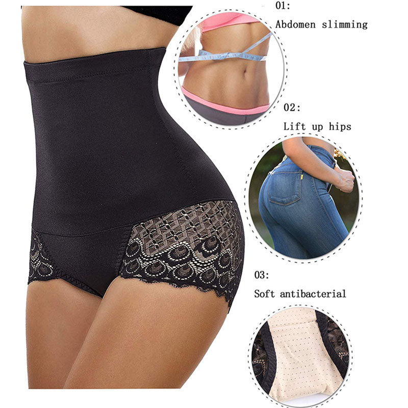 Butt Lifter Tummy Control Panty Slim Waist Trainer