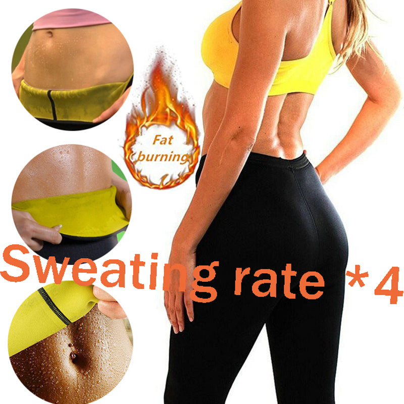 ed6cdfc947 Slimming Pants Hot Thermo Neoprene Sweat Sauna Body Shapers – Gifts ...