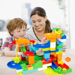 Marble Run Building Blocks Construction Toys Set