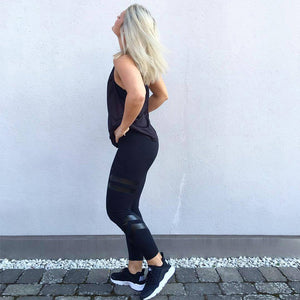 Leggings Pant Sexy Push Up Workout Sporting Trousers