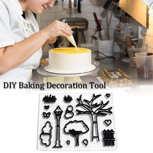 Decorating Molds Set