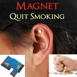 Magnet Quit Smoking Acupressure Patch