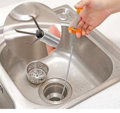65% OFF - Kitchen Sink Sewer Cleaning Hook