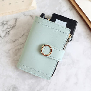 Women Wallets Small Fashion