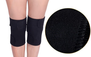 Tourmaline Self-Heating Knee Leggings Brace Support Magnetic Therapy Knee Pads