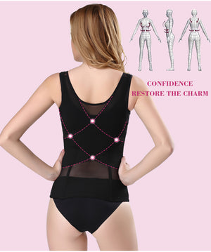 Slimming Underwear Hot Shapers Waist Trainer Corset