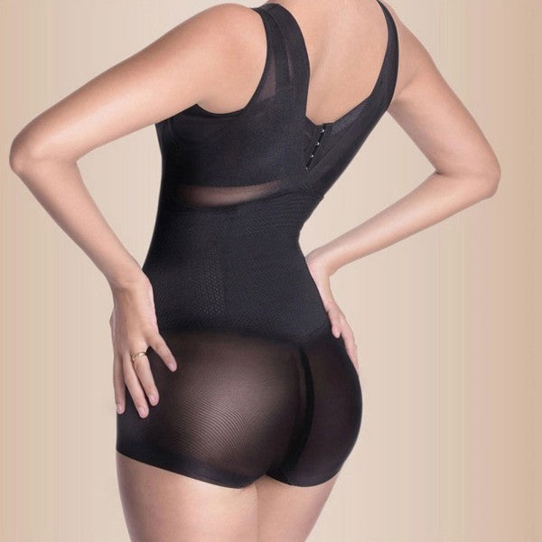Lady Slimming Burn Fat Briefs Shapewear Tummy Slim Bodysuit